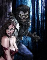 Wolfman by Spears by markman777