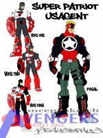 AVENGERS PROJECT 2012 - CONCEPT - U.S.AGENT by beausephus
