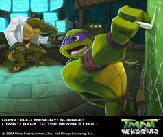 TMNT BTTS Memory-Don Science by E-Mann