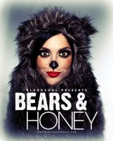Bears N' Honey Makeup Collaborations SmashinBeauty by smashinbeauty