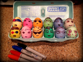 Homestuck Easter Eggs! by LukaMegurine78