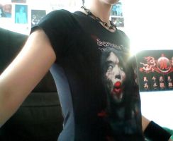 Breast binder + T-shirt 2 by P-A-Jason