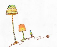 lamps by agnz