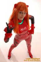 Asuka Strikes by xxLaylaxx