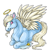 Pet - Chibipaws: Holy Clyde by Alkaline00