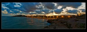 Platja L'Arrabasada by Mantis-nk
