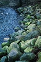 stones by the water by dok0001