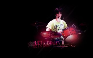 YUTO and DRUM by Jameskillermaster