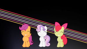 Cutie Mark Crusaders by shieldbug1