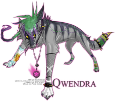 Qwendra. by SusuSmiles