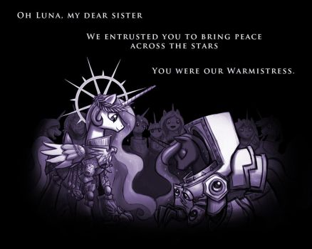 The Luna Heresy - Remembrance Pg 1 by Sanity-X