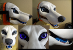 k9 Ready Resin Blank by DreamVisionCreations