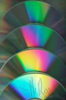 Colorful CDs by Shes-All-Smiles
