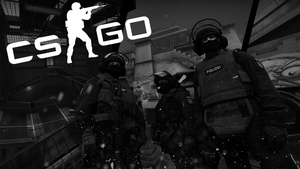 CS GO Wallpaper 3 (GSG9) by LegitimatePotato
