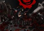 Gears of War Marathon by NuclearJackal