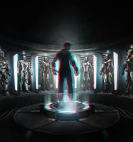 Iron Man 3 3-D conversion by MVRamsey