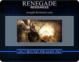 PSD Beyond The Light by Renegdr