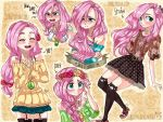 Human-Fluttershy-Thing by Zorbitas