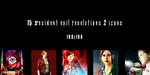 15 RE: Revelations 2 Icons (.zip + link) by xJillValentinex