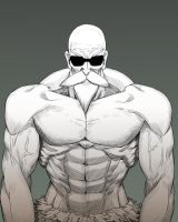 Master Roshi by luckfield