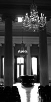 CHANDELIERS AND COLUMNS by martiuk