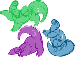 Collab YCH Gastrosnap [Paypal Only] by swiftyuki