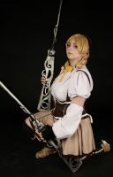 Mami Tomoe: To Guard and Protect by DMinorChrystalis