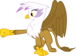 Gilda Doing A Fist Bump by TomFraggle