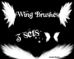 Wing Brush Pack by naomi0kama
