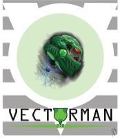 Vectorman Reforged by Vander-Axis