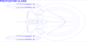 Protostar Class WIP 1 by Jon-Michael-May
