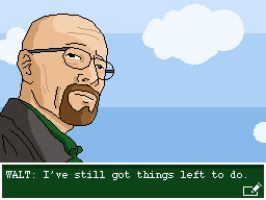 Breaking Bad for the DS Screenshot by soks2626