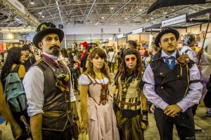 Romics 2012 #16 - SteamPunk by MaxxITALY