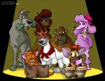 Oliver and Company by ElectricDawgy