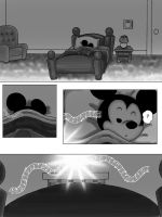 Epic Mickey Graph. Nov. RE:pg1 by DelDiz