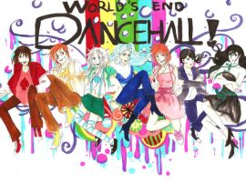 World's End Dancehall by Gouze-sama