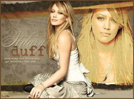 Hilary Duff by lucasmdutra