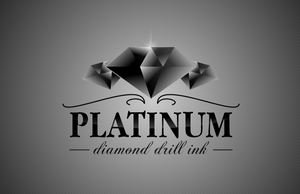 Platinum - Diamond Drill Ink by DzaDze