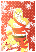 Merry Bara X-mas ye (not my art) by Utakoloid