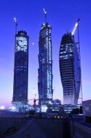 Business Bay Towers I by VerticalDubai