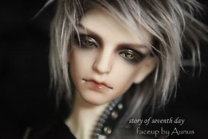 Face up26 by ymglq