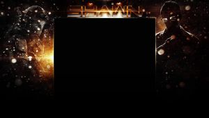 YouTube Background for my channel by ShawnDerp