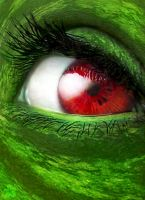 watermelon eye by ftourini