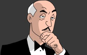 Alfred Pennyworth by DCFangirl01
