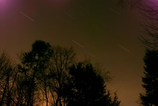 Geminids 1 by accidentalidiot