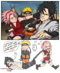 Team 7: He deserves it by Rikuu44