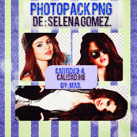 +Photopack png Selena gomez. by MarEditions1