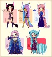 Adopt 13 auction [CLOSED] (SB at 200points\2$) by Swaja-Adopts