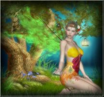 Another Pretty Fae by Poser4U