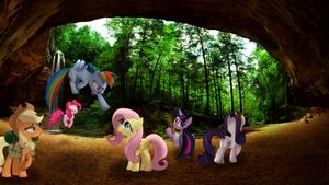 They'll follow you into the deepest valleys [PIRL] by colorfulBrony